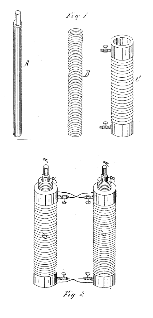 Cook Coils Fig 1 and 2